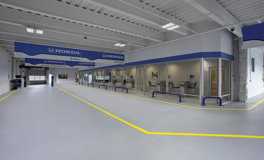 Art of form architectural renderings architecture for West babylon honda