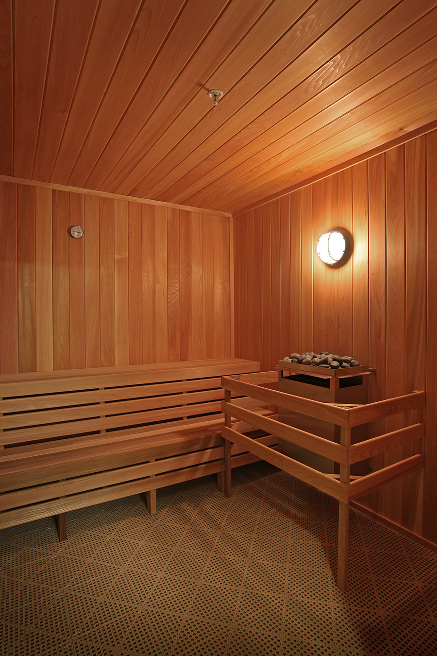 Sauna Fitness And Massage Room Spa In Cluj